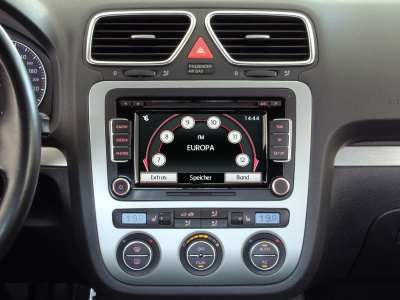 Instalační sada ALPINE KIT-8VWD2 pro VW