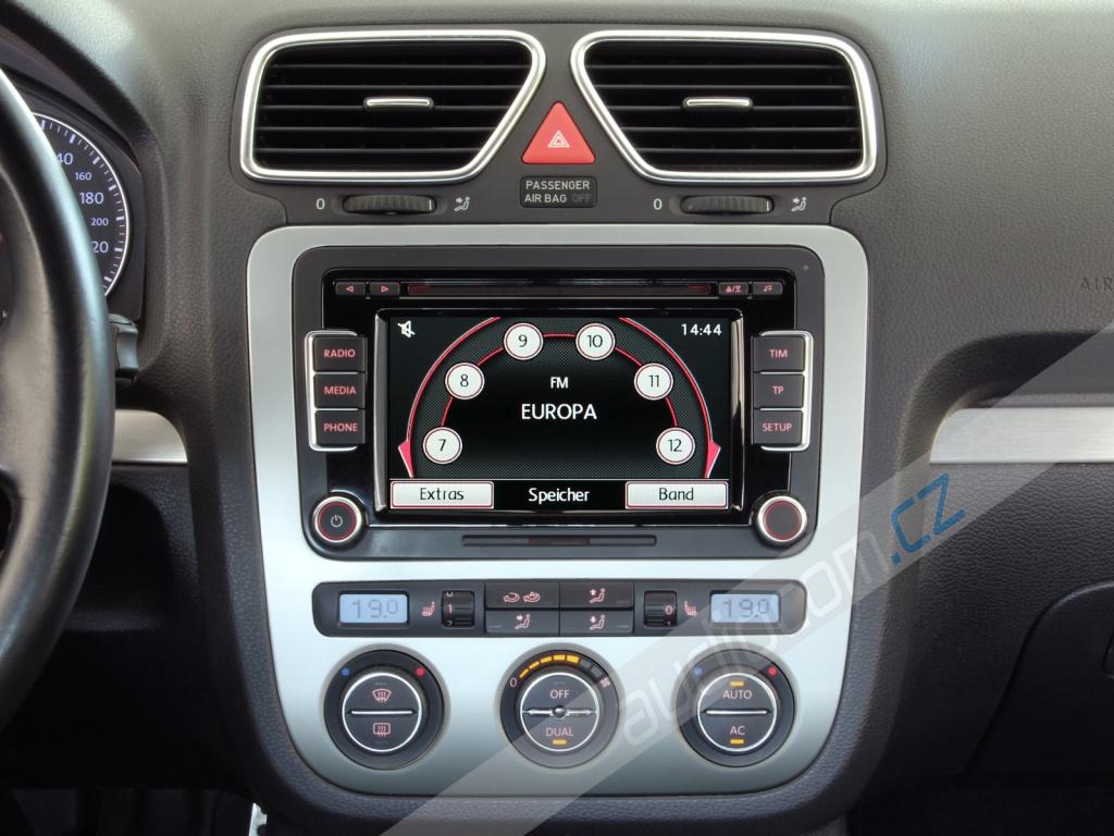 Instalační sada ALPINE KIT-8VWD pro VW