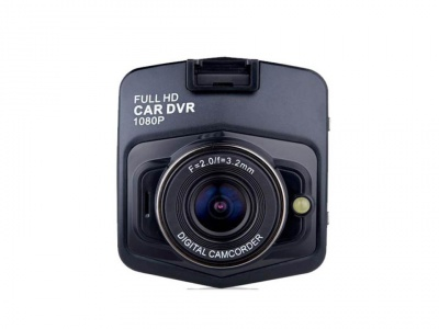 """Černá skříňka FULL HD, 2,4"""" LCD - Kamera se záznamem obrazu"""