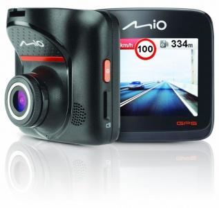 """Černá skříňka MIO MiVue 568 LCD 2,5"""" - Kamera se záznamem obrazu"""