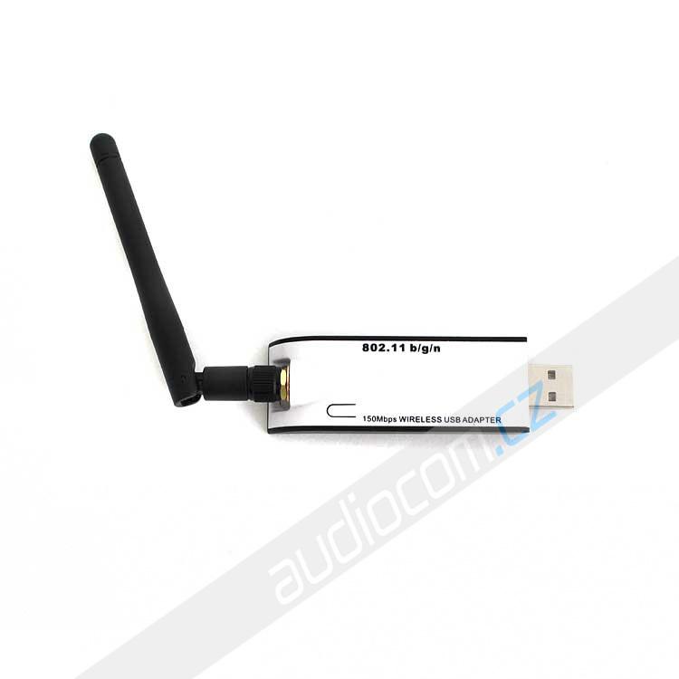 Wifi USB adaptér s anténou