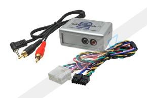 AUX audio vstup pro OEM autorádia HONDA / ACURA (01->)