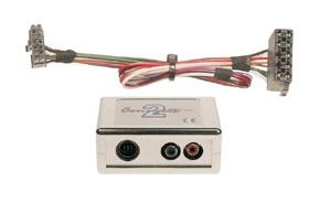 AUX vstup adaptér pro autorádia VW PASSAT (->97)