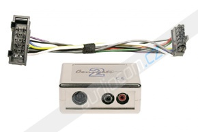 AUX vstup adaptér pro autorádia VW / SEAT