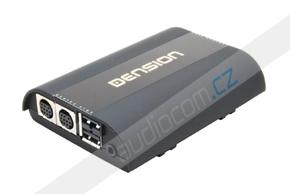 GATEWAY 500S BT iPod / USB / AUX / BT HF modul pro Audi / BMW / Mercedes / Porsche - G52MO2