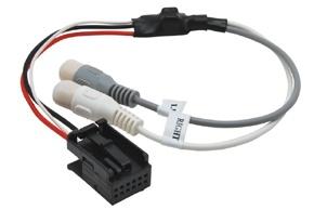 AUX vstup pro autorádia BMW s FAKRA konektorem