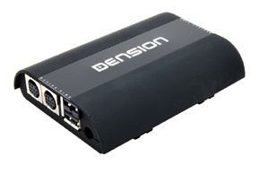 Gateway DENSION Pro BT Handsfree sada + USB / iPhone adaptér ŠKODA / VW - GP1V21