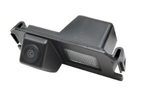 CCD parkovací kamera HYUNDAI i20 (09->) / i30 I. (07-12) + KIA Soul II. Facelift (11->) / Rio III. (11->)