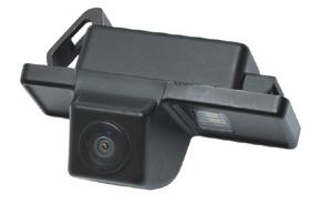 CCD parkovací kamera NISSAN X-Trail, Qashqai, Pathfinder