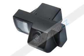 CCD parkovací kamera TOYOTA Land Cruiser 100 / 120 / 200 bez rezervního kola na 5-tých dveřích
