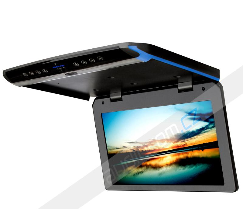 "Full HD stropní monitor AMPIRE 15,6"" (39,6cm) s HDMI vstupem"