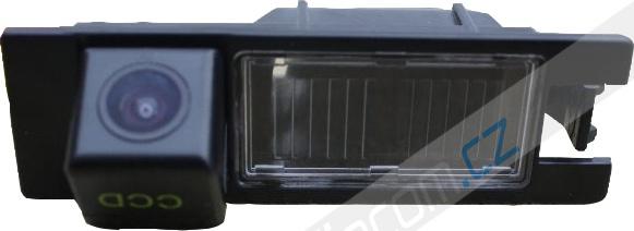 CCD parkovací kamera CHEVROLET Malibu (2012-2014)