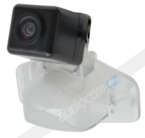 CCD parkovací kamera HONDA CR-V III. (2009->) / CR-V IV (2012->) / Accord (2008->) / City (2008->)