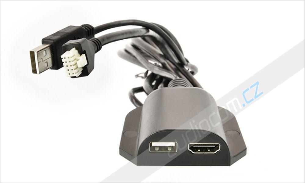 USB / HDMI rozbočovač ADV-HDMI