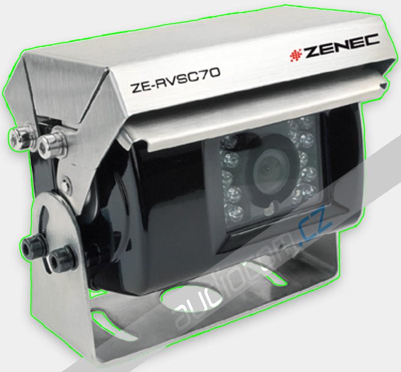 Parkovací kamera ZENEC ZE-RVSC70