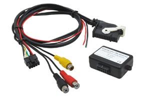 AV výstup ŠKODA Columbus / VW RNS 510 / SEAT Media System