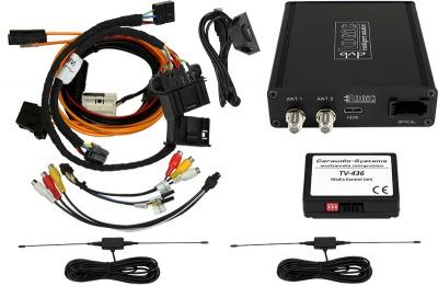 DVB-T tuner dvbLogic DT1-E65 pro vozy BMW 7 [E65]