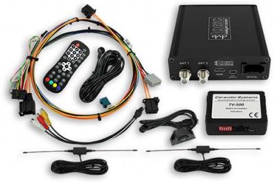 DVB-T tuner dvbLogic DT2-LR12B pro vozy LAND ROVER