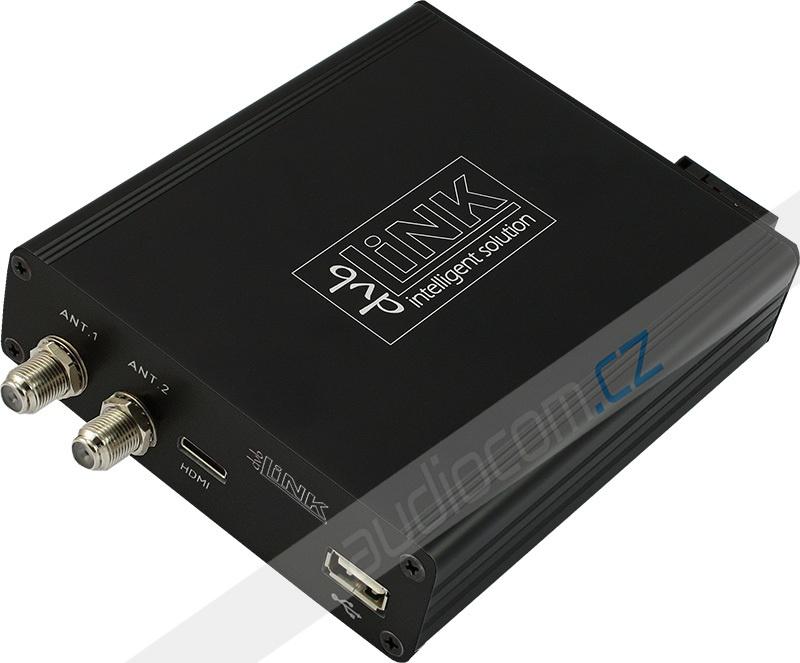 DVB-LINK - DVBT tuner a USB přehrávač