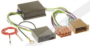 Adaptér pro aktivní audio systém AUDI / VW s ISO 10 PIN
