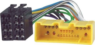 ISO adaptér pro MAZDA 323 / 626 / 2 / 3 / 5 / 6 / CX-7 / CX-9 / Premacy / Demio / RX-8 / MPV / Tribute / MX-5