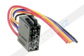 ISO konektor univerzální - napájecí část