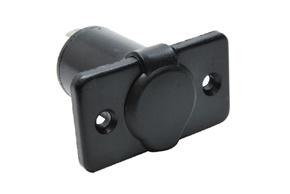 CL zásuvka přístrojová s krytem