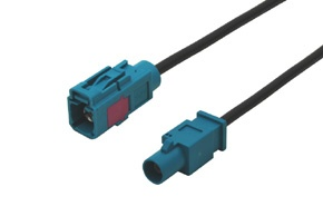 Prodlužovací kabel FAKRA samec / samice - 2 m