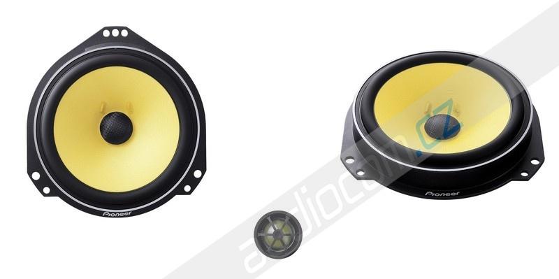 Reproduktory PIONEER TS-Q172C (Opel)