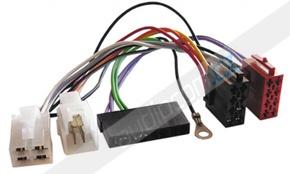 ISO adaptér pro SUZUKI Vitara LX / Vitara VX