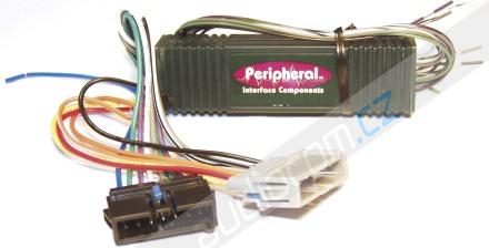 Adaptér pro aktivní audio systém CHRYSLER / ISO