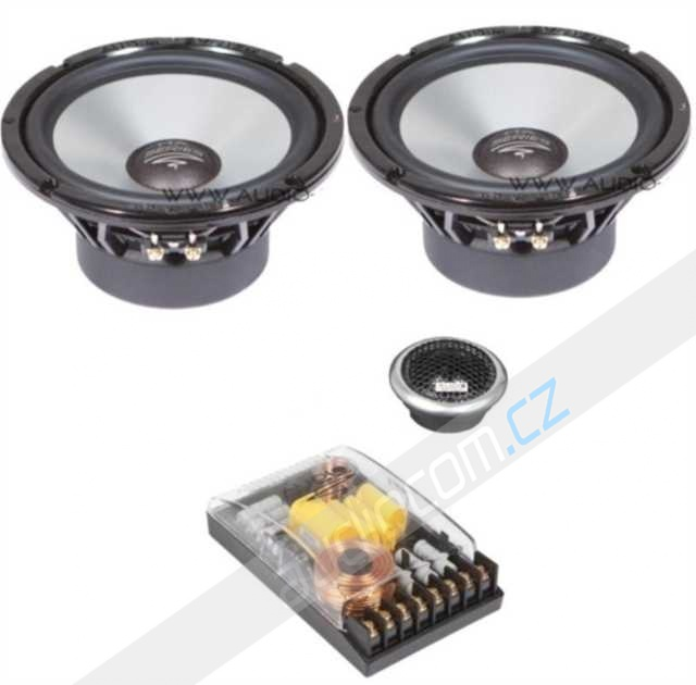 Reproduktory AUDIO SYSTEM HX 165 DUST-4