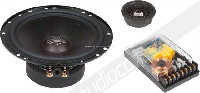 Reproduktory AUDIO SYSTEM HX 165 SQ
