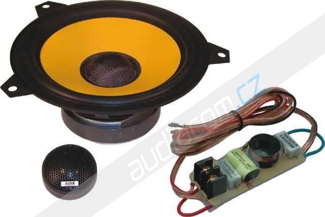 Reproduktory AUDIO SYSTEM X-ION 165 E46