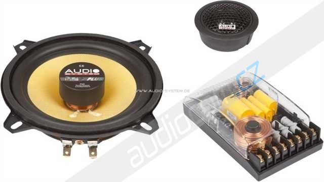 Reproduktory AUDIO SYSTEM X 130 FL