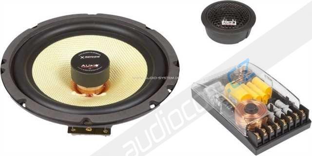 Reproduktory AUDIO SYSTEM X 165 FL