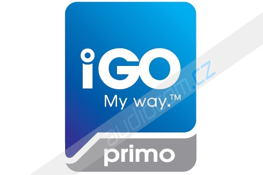 iGO Primo navigační software 2015 (Windows CE)