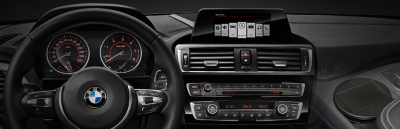 Navigační modul BMW 5 [F10] s OEM AUX vstupem