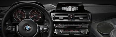 Navigační modul BMW 4 [F32] s OEM AUX vstupem