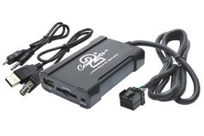 USB adaptér FORD / VW / SEAT / MAZDA / MERCEDES - AFOUS3
