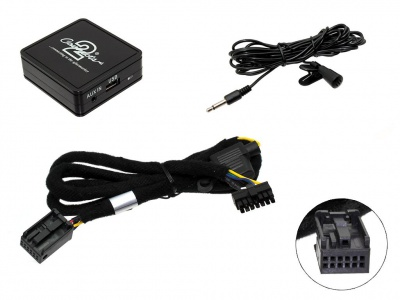 HF audio modul CITROEN / PEUGEOT BTCP002