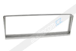 Rámeček 1DIN rádia ALFA ROMEO 156 - stříbrná