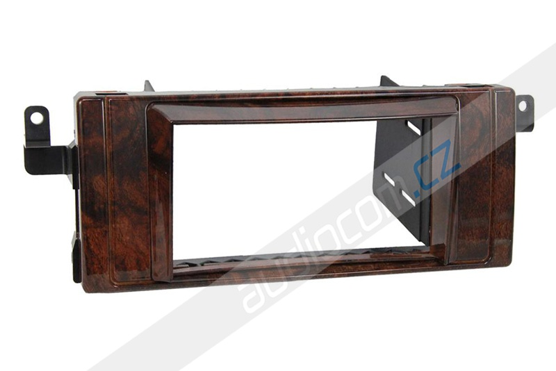Rámeček 2DIN autorádia BMW 5 [E39] (96-03) - barva dřevo