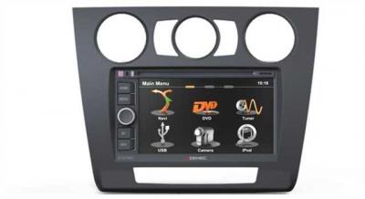 Navigace ZENEC Z-N720 BMW 1 s manuální klimatizací