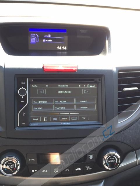Navigace ZENEC Z-N626 HONDA CR-V 4G (2012->)