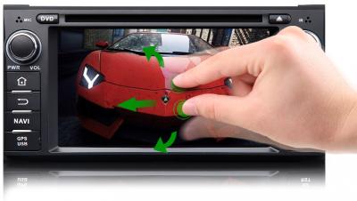 Navigace EONON JEEP / CHRYSLER / DODGE / LANCIA (Android 4.2.2)