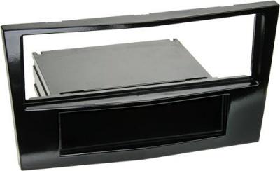 Rámeček autorádia OPEL Astra / Corsa / Zafira / Antara - černý lesklý