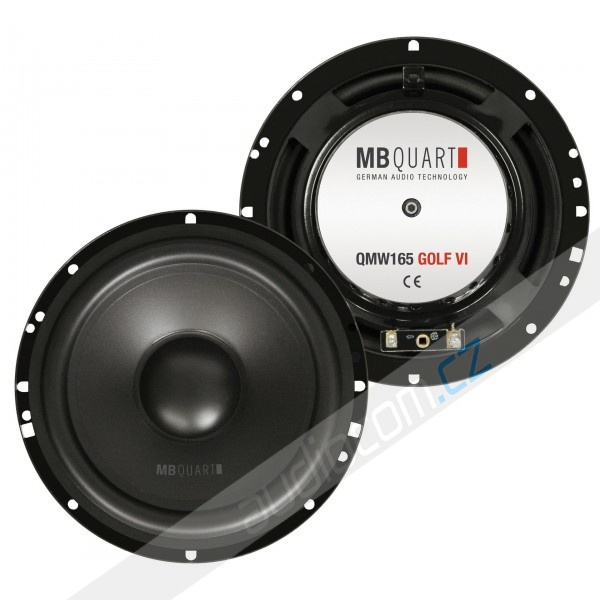 Reproduktory MB Quart QMW165 VW Golf VI
