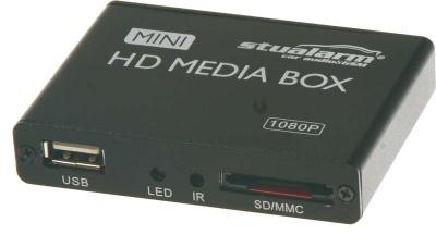 USB / SD multimediální přehrávač