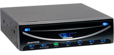 DVD přehrávač AMPIRE DVX104 (3/4 DIN) s USB